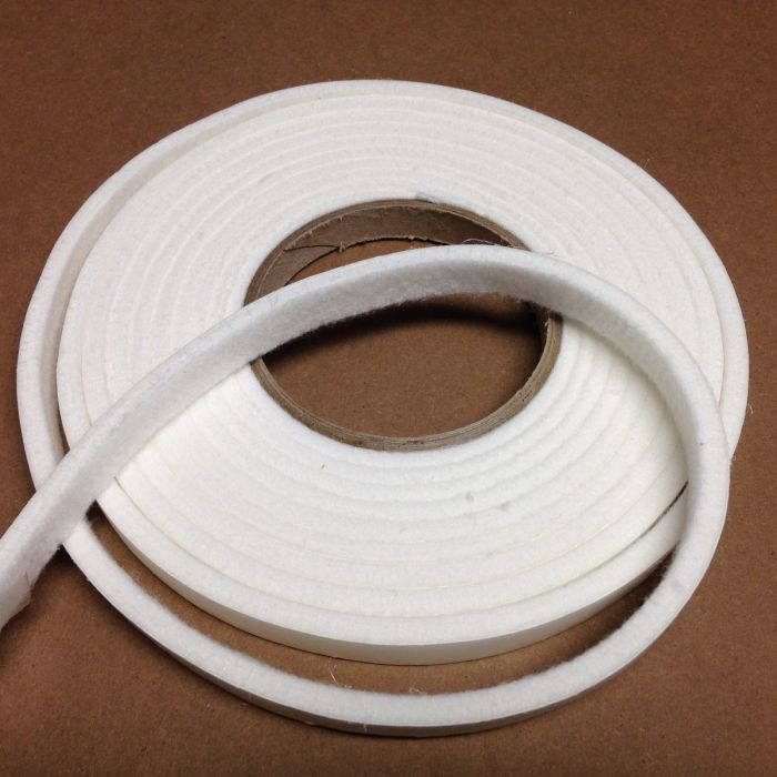 1/2 in. x 1/4 in. DuPont™ Nomex® gasket seal