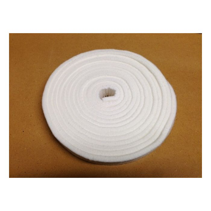 1 IN. X 1/4 IN. NOMEX® Gasket, Plain (no adhesive)