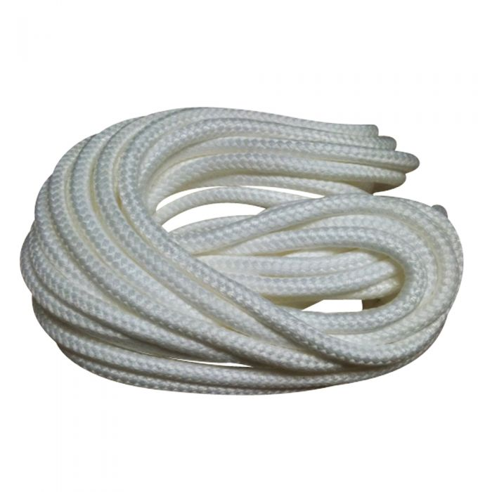 Silica (ceramic) rope gasket for stoves & fireplaces