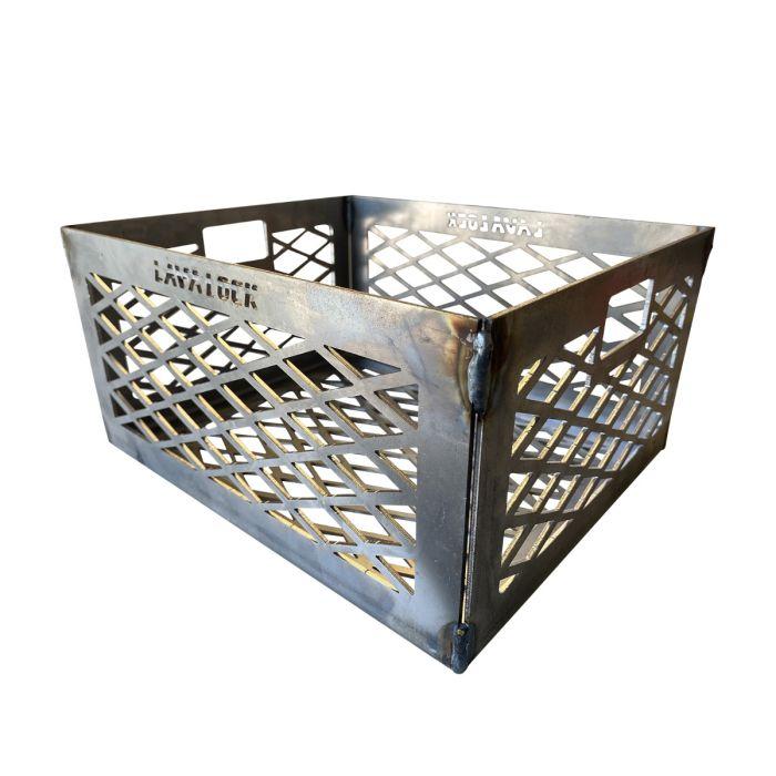 LavaLock®  Charcoal basket 12 x 10 x 6 (FireBox coal box)