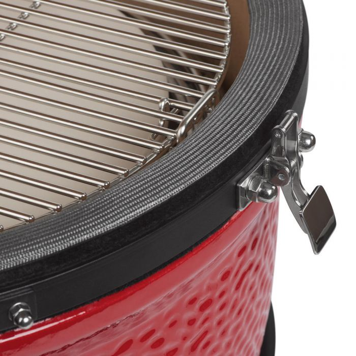 Pre - 2017 KJ Wire Mesh Fiberglass Gasket Retrofit for Kamado Joe Classic - DurOG™ by LavaLock®